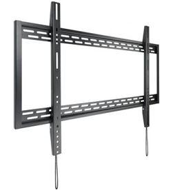 Todoelectro.es soporte de pared fijo tooq lp41130f-b para tv de 60-100''/ hasta 130kg - LP41130F-B