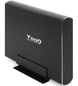 Todoelectro.es caja externa para disco duro de 3.5'' tooq tqe-3531b/ usb 2.0 - TOO-CAJA TQE-3531B