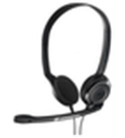 Auriculares micro Sennheiser pc 8 chat usb 504197 Auriculares - A0003333