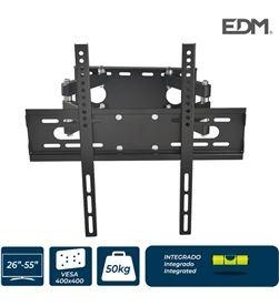 Edm soporte plasma/lcd/led de 26-55 pulgadas 50kg max vesa 400x400mm 8425998501414 - 50141