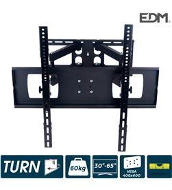 Edm soporte plasma/lcd/led de 30-65 pulgadas max.60kg articulado, dos brazos y 8425998501407 - 50140