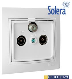 Solera 42936 #19 toma final para satelite, tv y radios.europa 8423220076655 - 42936 #19