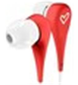 Auricularesmicro Energy sistem style 1+ rojo 446001 - A0032504