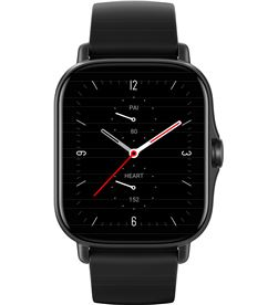 Amazfit HMI-RELOJ GTS2 MBK reloj inteligente huami gts 2 negro medianoche - bt 5.0 - multispor w19690v1n - W19690V1N