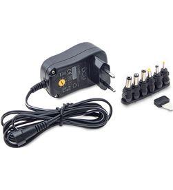 Todoelectro.es 37200035 alimentador conmutado 12w 8 con.-usb dcu - 37200035