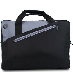 Ngs maletín monray ginger black 14 - para portátiles hasta 14''/35.5cm - 2 compa gingerblack14 - GINGERBLACK14