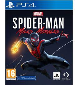 Juego para consola Sony ps4 marvel's spider-man miles morales 9820024 - 9820024