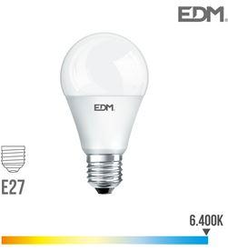 Bombilla standard led e27 20w 2100 lm 6400k luz fria Edm 8425998987089 - 98708 #19