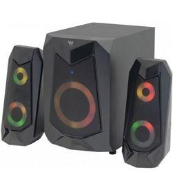 Woxter GM26-077 altavoces con bluetooth big bass 180 fx/ 20w/ 2.1 - WOX-ALT GM26-077