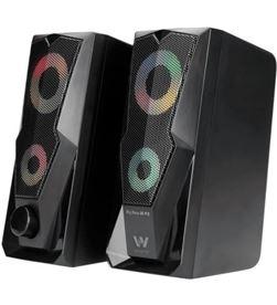 Woxter GM26-060 altavoces big bass 80 fx/ 15w/ 2.0 - WOX-ALT GM26-060