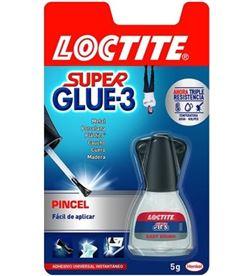 Loctite - pincel 5gr pegamento instantaneo 5gr con pincel loc608065 - LOC608065