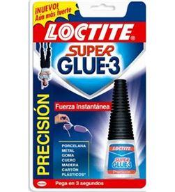 Loctite - precision 5gr pegamento instantaneo botella antigoteo 5gr 2068379 - 2068379