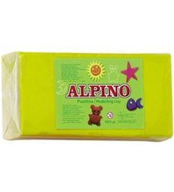 Todoelectro.es plastilina alpino 150grs amarilla claro sin gluten dp00006901 - DP00006901