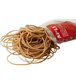 Todoelectro.es gomas elasticas - 200x3 - bolsa de 100 gr - apli 12859 - 12859