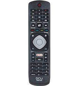 Philips mando a distancia para tv  dcu netflix 30901040 - 30901040