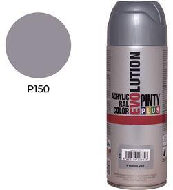 Pinty spray plata 400ml 8020089998724 PINTURA - 96986