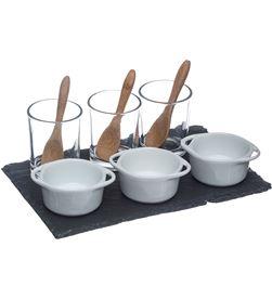 Secret conjunto para aperitivos 10 piezas modelo cassolette 3560239703235 - 76601