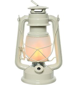 Lumineo farol decorativo luz led color blanco efecto flama 8719152357130 - 83335