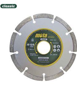 Mota disco diamantado segment. laser 115mm clp18 ss115 8435223405820 - 39652