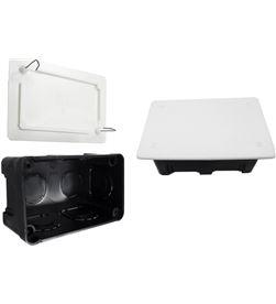 Caja rectangular 20x130x60mm garra metalica retractilado Solera 8425998601046 - 60104