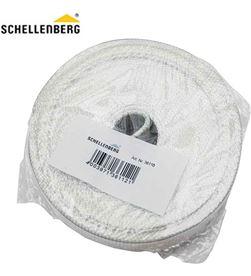Schellenberg cinta de persiana 23mmx6mts beige/blanco 4003971361114 - 87009