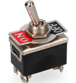 Edm interruptor bipolar rabillo metalico 10a 250v 8425998450538 - 45053