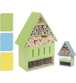 R regulador de plagas (mini hotel para Insectos) 25cm colores surtidos 8718158584991 - 06291