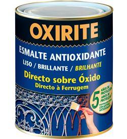 Oxirite liso brillante rojo carruajes 0.250l 8414956618462 - 25512