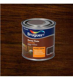 Bruguer barniz tinte satinado (princesa) nogal 0,25l 8429656225735 - 25081