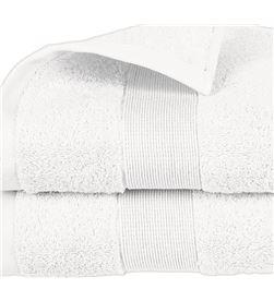 Atmosphera toalla de rizo 450gr color blanco 50x90cm 3560239469711 - 68052