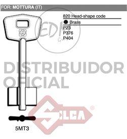 Silca llave doble pala 5mt3 mottura 8003737231923 Ofertas - 12490