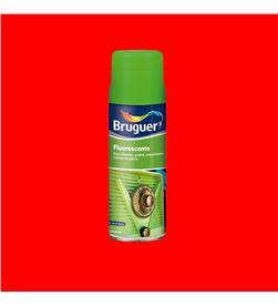 Bruguer fluorescente spray rojo 0.4l 8429656009397 - 25139