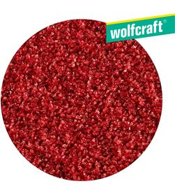 Wolfcraft pack 5 discos de lijar autoadhesivos grano 40 ø125 4006885224117 - 82571