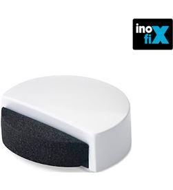 Tope adhesivo silencioso blanco (blister) Inofix 8414419202726 - 66621