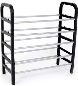Storage zapatero 64x19x66cm estructura plastico y soporte hierro 3560238925799 - 83029