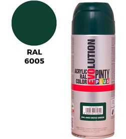 Pinty spray ral 6005 verde musgo 400ml. 8429576171600 - 96812