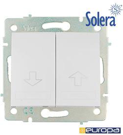 Pulsador de persiana 83x81mm 10a 250v s.europa Solera 8423220094338 - 42919