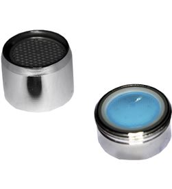 Edm reductor de caudal de agua - de bañera - con economizador - 28/100 - cromad 8425998016598 - 01659