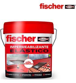Fischer impermeabilizante 1l terracota con fibras 4048962412239 - 96325