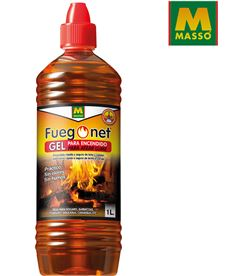 Masso gel de encendido - 1l - fuegonet 8424084001111 - 85884