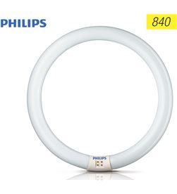Philips tubo fluorescente circular 40w trifosforo 840k ø 40cm 8711500284747 - 31033
