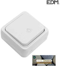Edm pulsador superficie ''serie onsen(bolsa blister) 8425998431674 - 43167