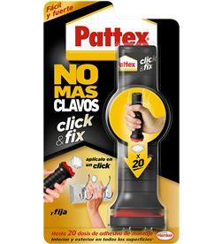Pattex no mas clavos click & fix 30g 8410436311021 - 96614