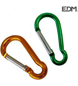Edm mosqueton aluminio 10cmxø10mm colores surtidos 8425998088748 - 08874