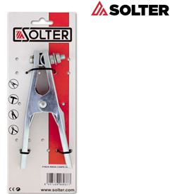 Solter pinza masa chapa 200a 8427338060377 SOLDADURA - 82917