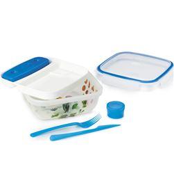 Snips hermetico fresh lunch con cubiertos y acumulador 1.5l 8001136003691 - 78025