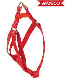 Arnes basic rojo 25mm x 45-60cm Nayeco 8427458825207 - 06875