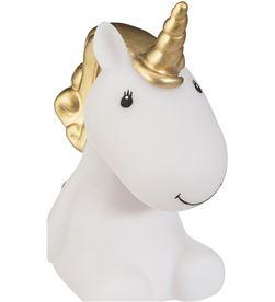 Atmosphera luz nocturna decorativa led modelo unicornio colores surtidos 3560238325025 - 83475