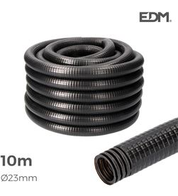 Edm ferroplast para exterior medida 23mm ce m-32 10mts 8425998663617 - 66361