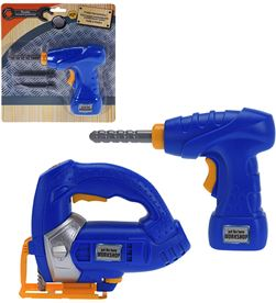 No conjunto de herramientas de juguete 8719202834437 - 90395